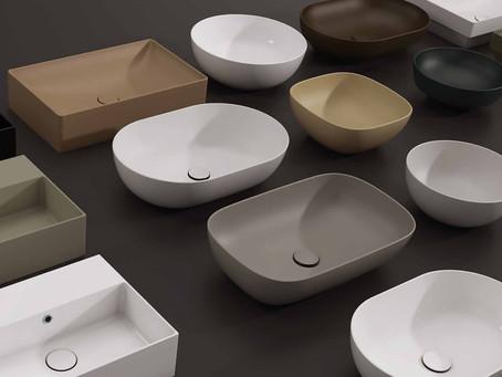 Collezione T-Edge di Ceramica Globo