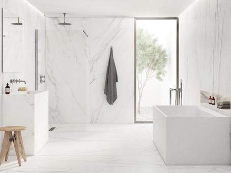 """Roca Thinbig® - Piastrelle di grande formato per creare spazi con un effetto """"Total Look"""""""