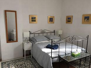 The white bedroom