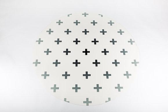 שטיח פלוסים PVC