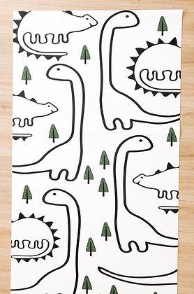 שטיח דינוזאורים