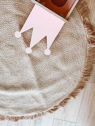 שטיח קש חדש
