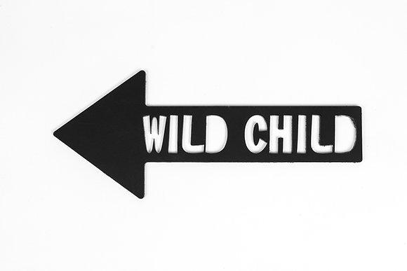חץ Wild Child
