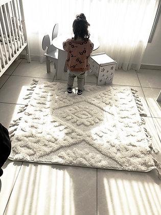 שטיח בוהו מרובע
