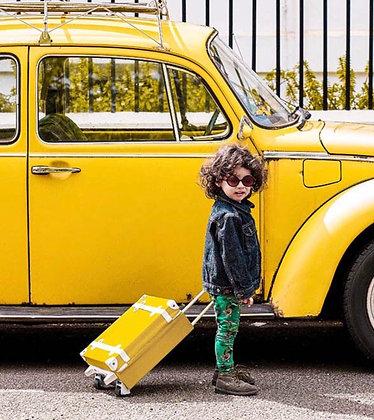 מזוודה צהובה אוליאלה