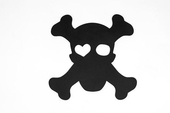 שלט Skull