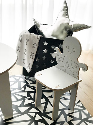 כיסא תמנון