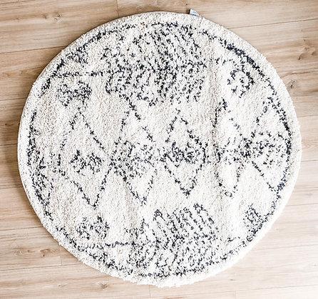 שטיח בוהו משולשים