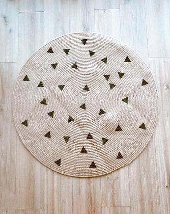 שטיח משולשים חדש