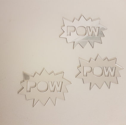 מארז מראות POW