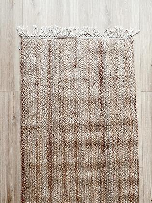שטיח קש מלבני