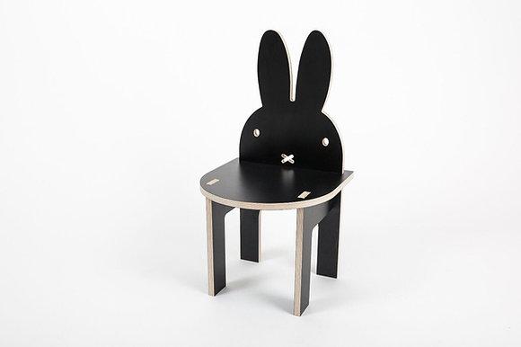 כיסא ילדים ארנב