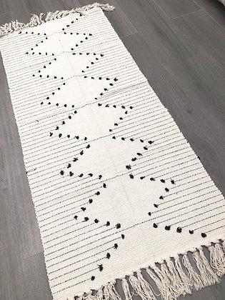 שטיח ארוג נקודות