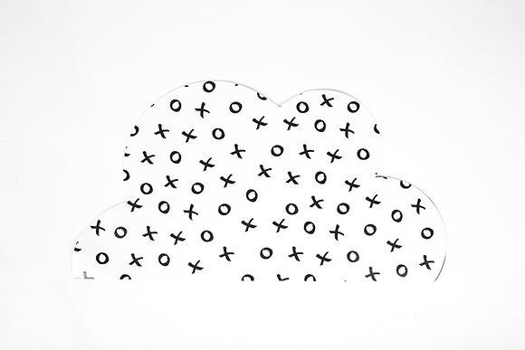שטיח PVC ענן