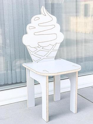 כיסא גלידה