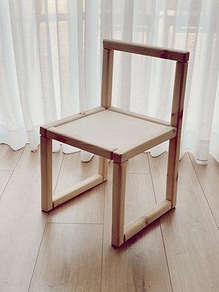 כיסא פסים