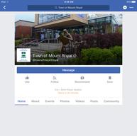 TMR Facebook page