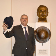 Ambassador Hovhanissian of the Republic of Armenia to the U.S.A.
