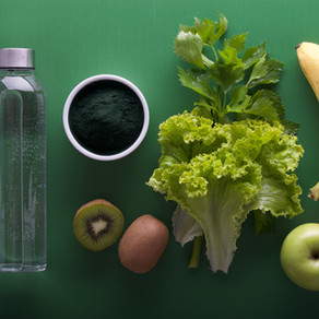 Nutrition talk: How to be healthy in lockdown
