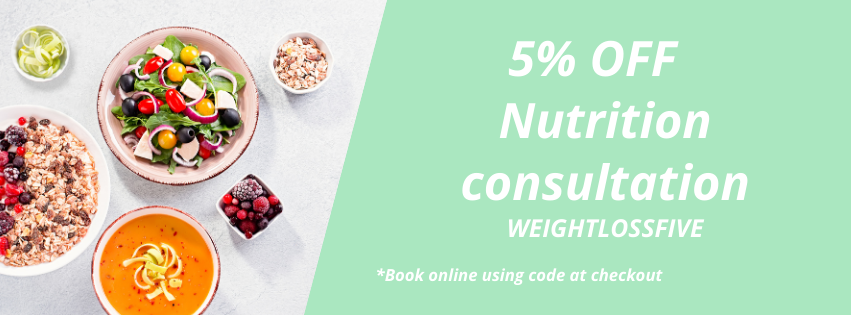 Weight loss offer