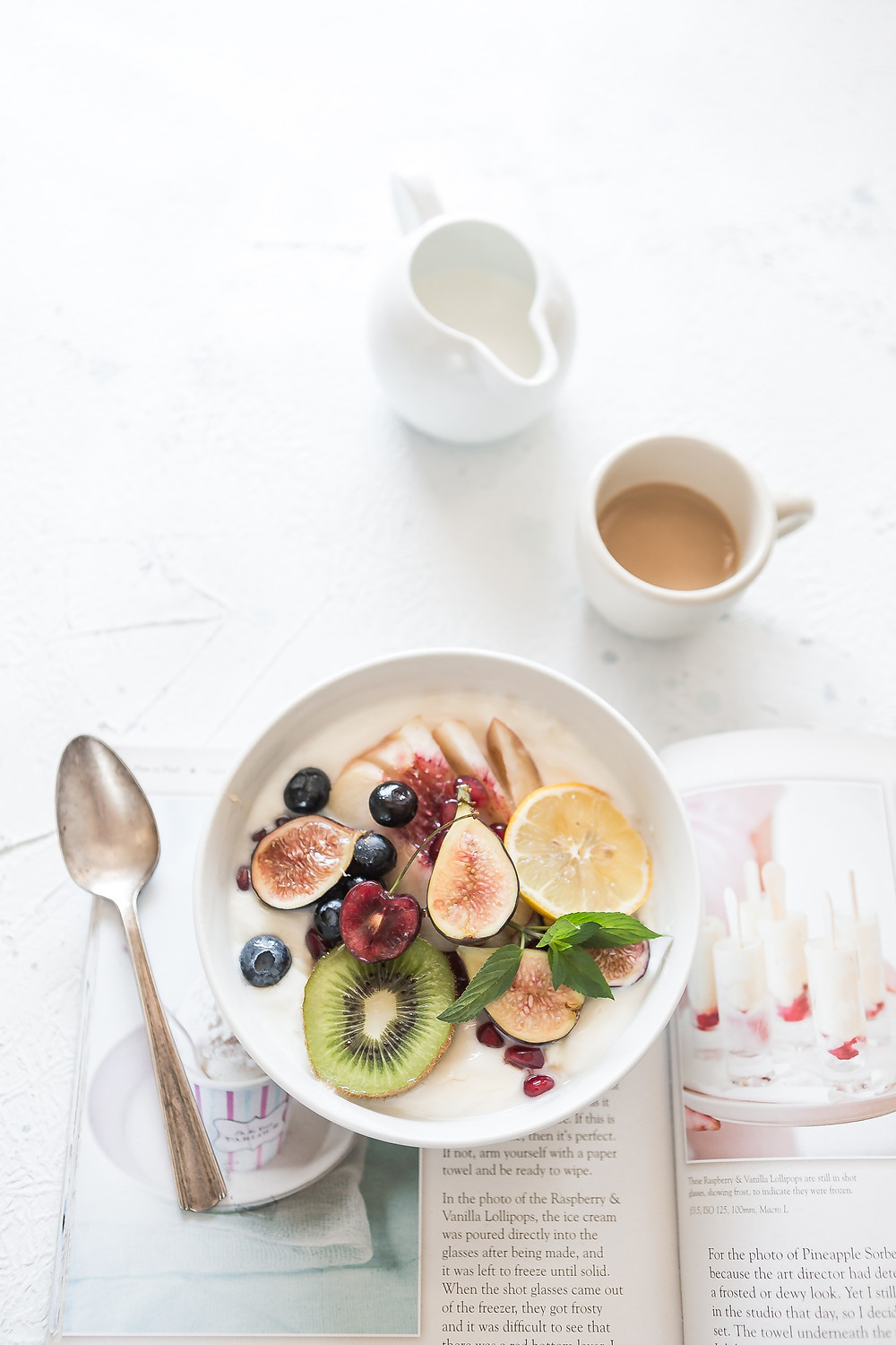 Fruit and fibre bowl
