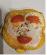 smiley egg faces