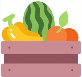Vitamins in fruits