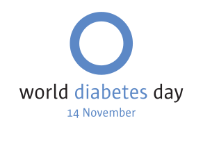 Did you know the 14th of November is World Diabetes Day?