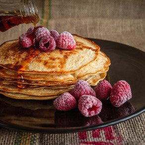 Our top 3 healthy pancake recipes!