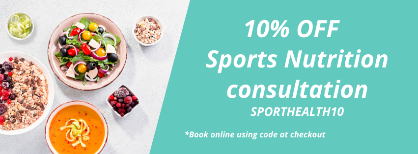 Sports Nutrition Offer
