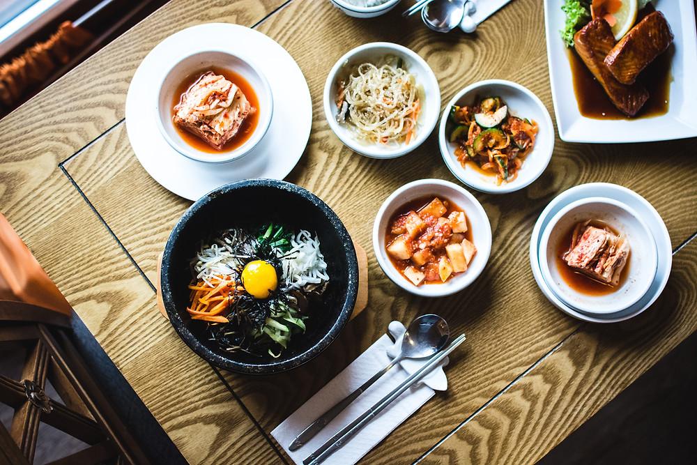 Kimchi and gut health