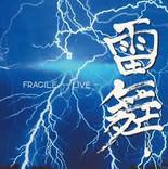 【fragile】 矢堀孝一(Gt) 水野正敏(El.b) 菅沼孝三(Dr) ………………… 今まで何故出さないか!?と言われていたLive盤。とうとうリリースしますよ!!タイトル題字は格闘家高山選手