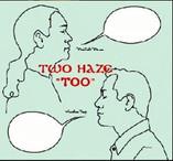 """TOO""/two haze"