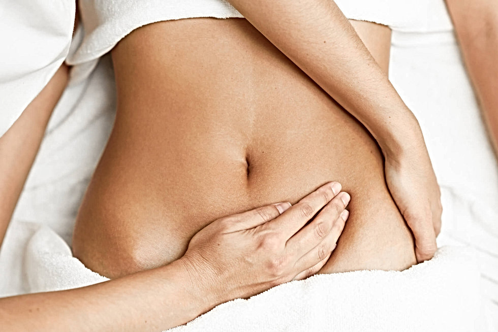 Digestive Visceral Therapy Abdominal Massage Noosa