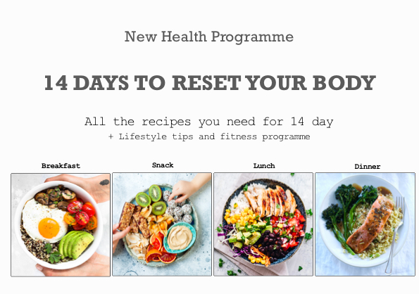 New health programme pic