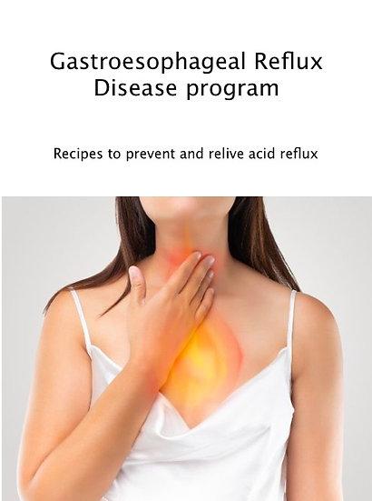 Gastroesophageal Reflux Disease program