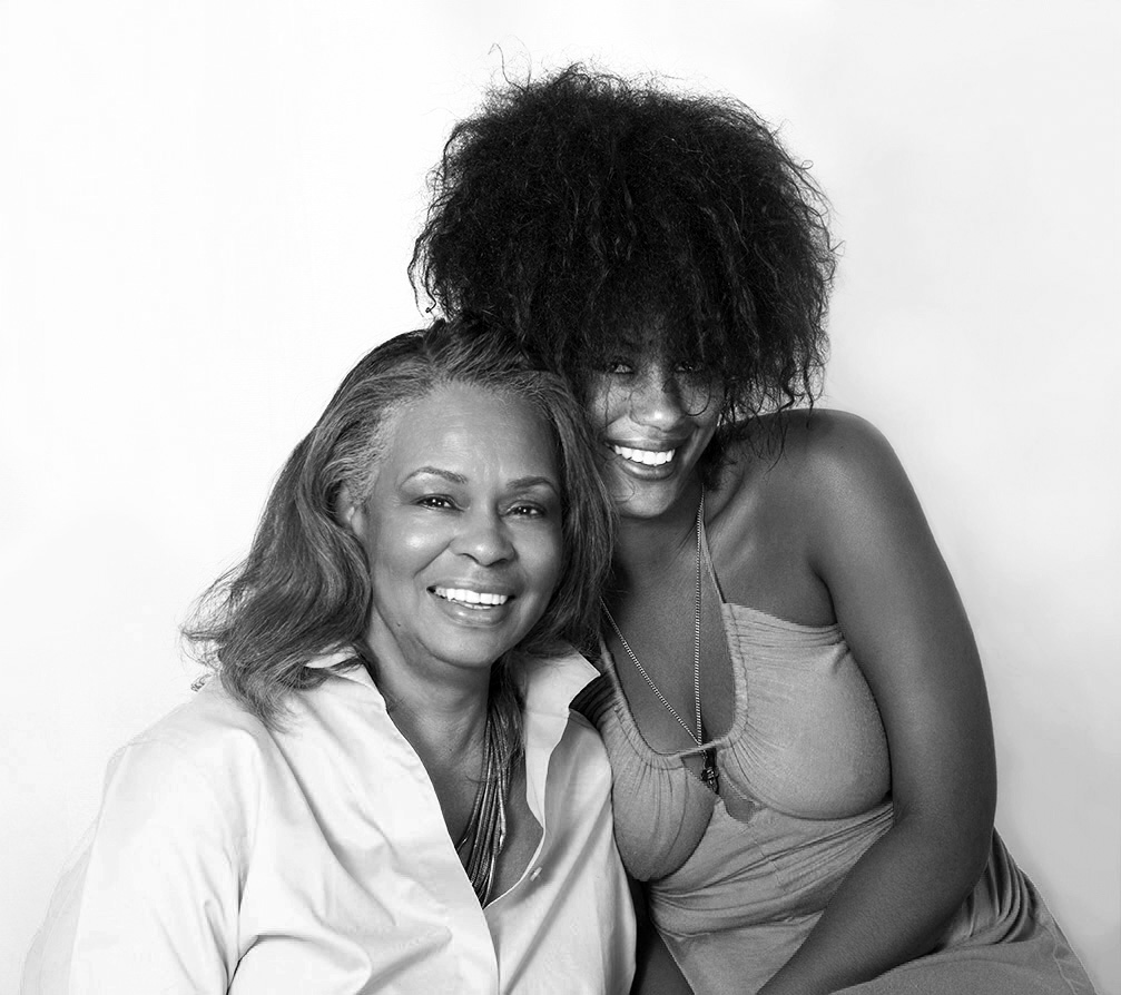 Mari & Mom