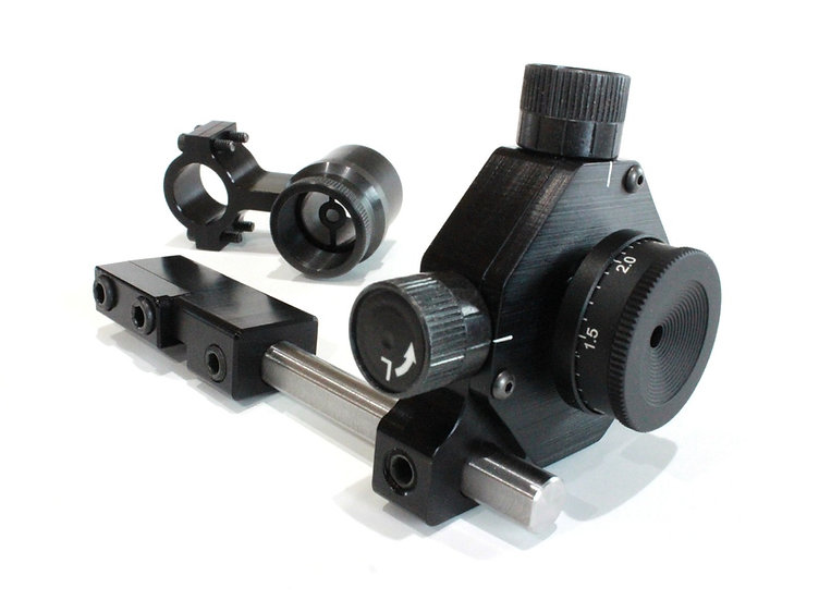 K11 Diopter with front sight and conversion bushings