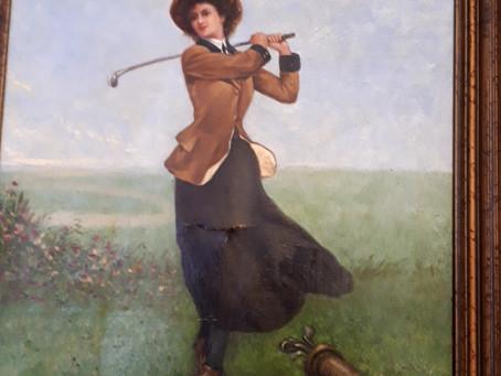 女性ゴルファーのこと