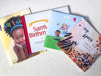 Week 7: Researching the effectiveness of Picture Books
