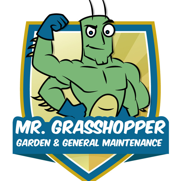 Mr Grasshopper Logo