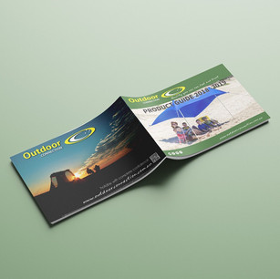 Product Catalogue Cover