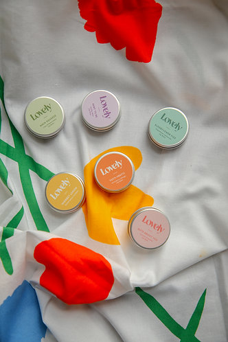 Lip Balms by Lovely
