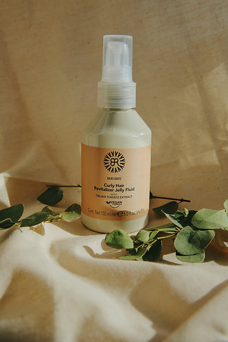 Bulb & Roots Curly Hair Revitalizer Jelly Fluid