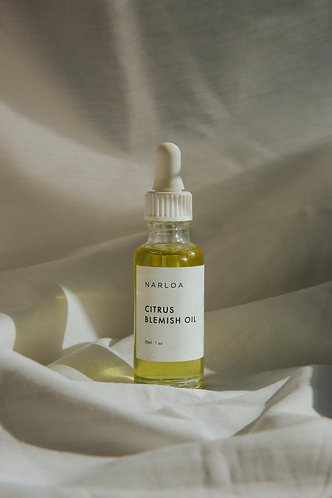 Citrus blemish oil  by NARLOA