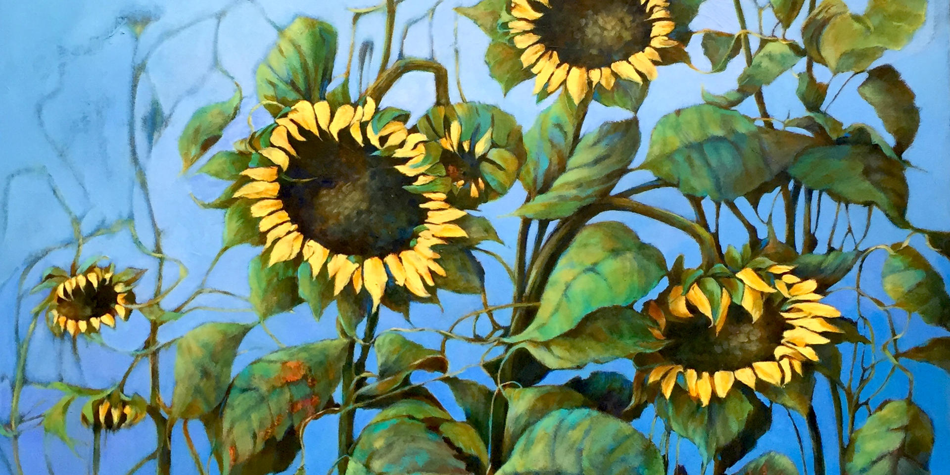 The Consolation of Sunflowers