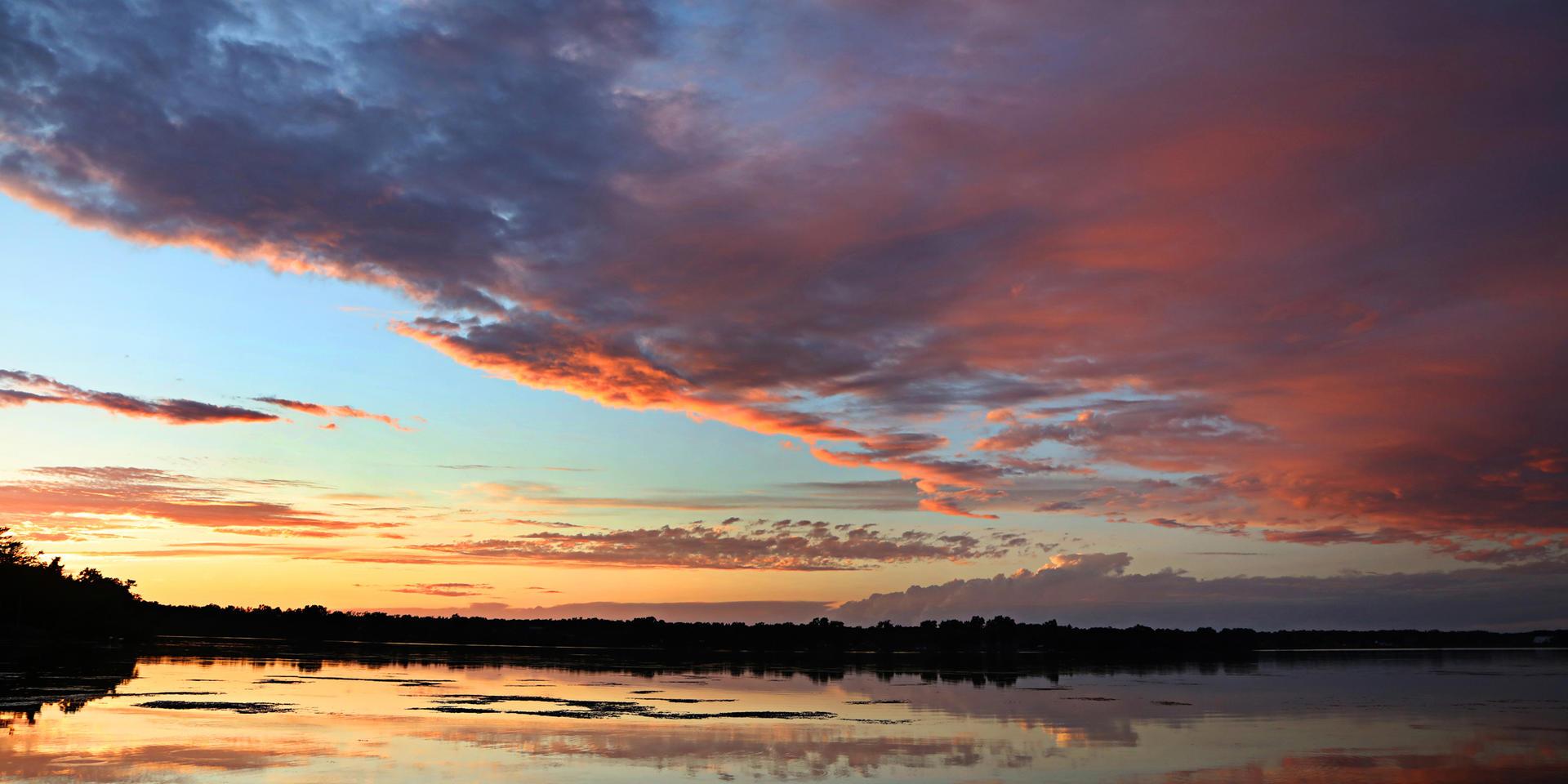 Hay Bay Sunset