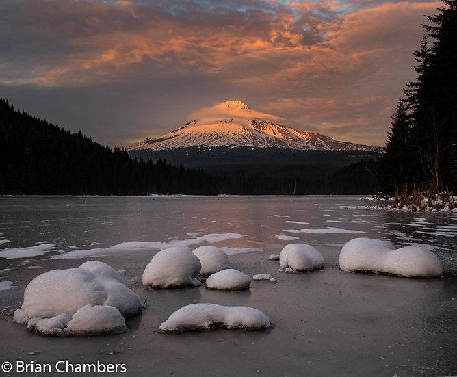 Mt Hood Trillium Lake