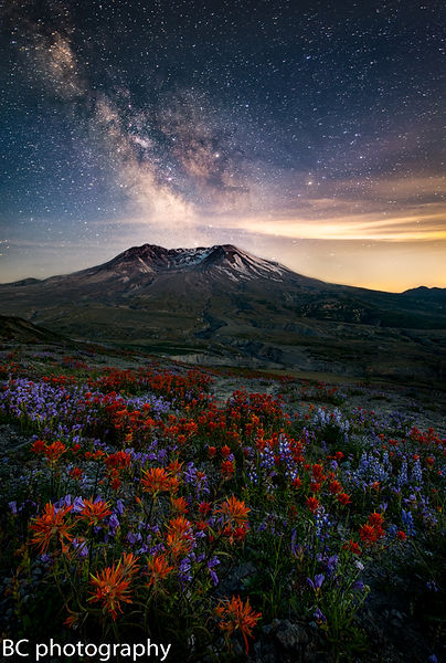 Celestial Eruption