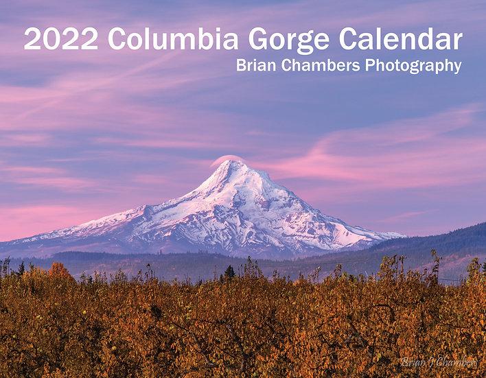 2022 Landscape Calendar